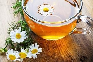 чай из ромашки при лечении желчного пузыря