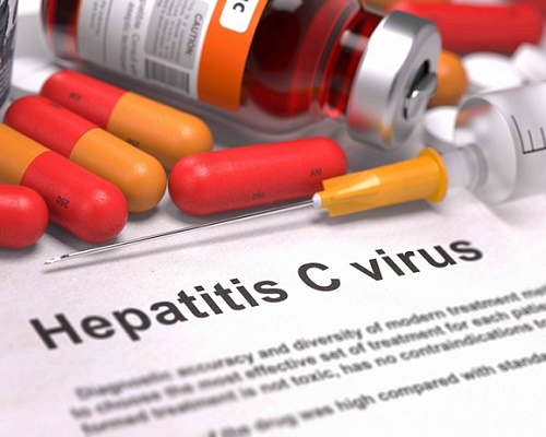 капсулы для лечения гепатита С