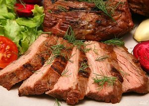 мясная вырезка