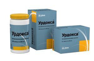 препарат Урдокса