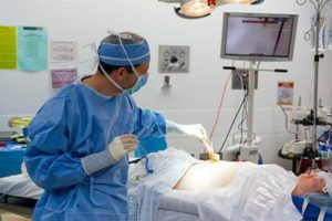 подготовка к операции