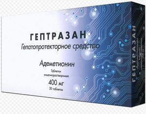 препарат Гептразан