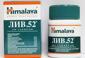 препарат Лив52