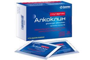 препарат Алкоклин