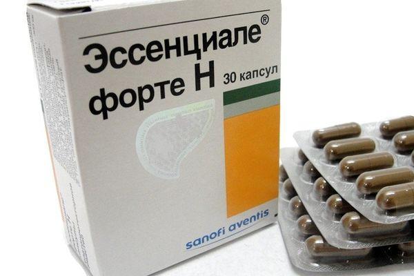 препарат Эссенциале форте