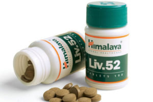 таблетки Лив 52