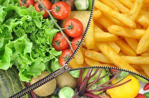 замена вредных продуктов здоровыми