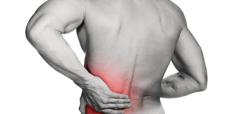 боль со спины